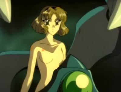 レイアースOVA版 鳳凰寺風の全裸ヌード