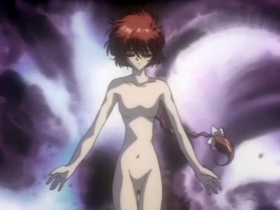 レイアースOVA版 獅堂光の全裸ヌード