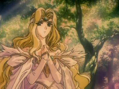 レイアースOVA版のエメロード姫