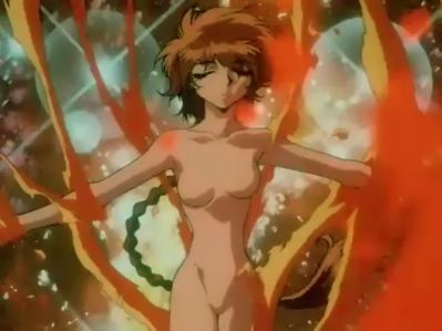 獅堂光の全裸ヌード オープニング3