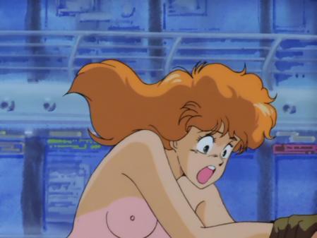 ライディング・ビーン 人質女性の胸裸乳首3