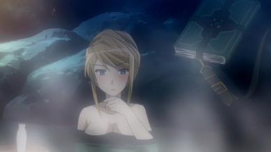 マージョリー温泉入浴シーン