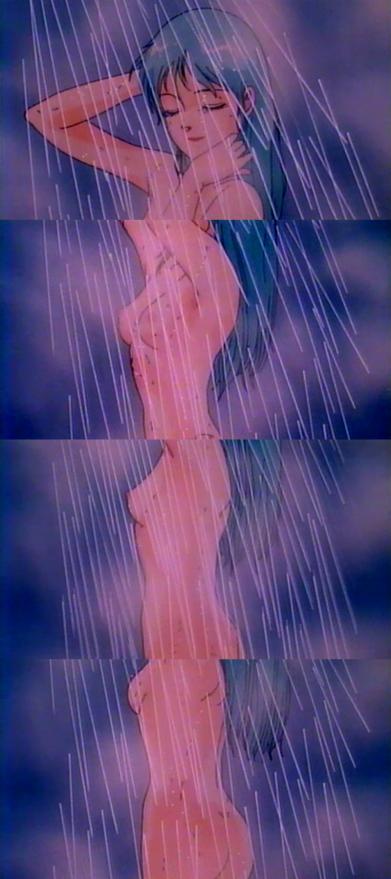 ミディ 全裸シャワーシーン