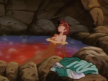 美希 全裸 温泉入浴シーン