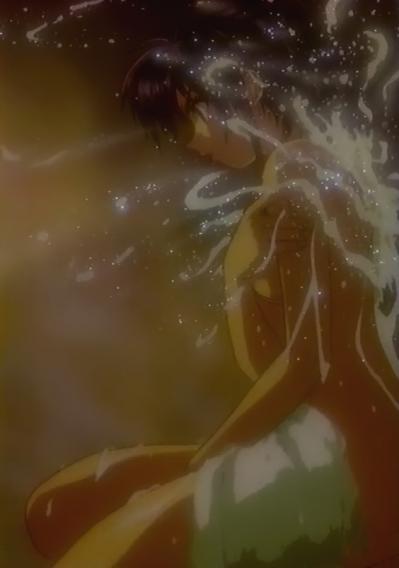 ZENKI外伝 役小明 全裸入浴シーン