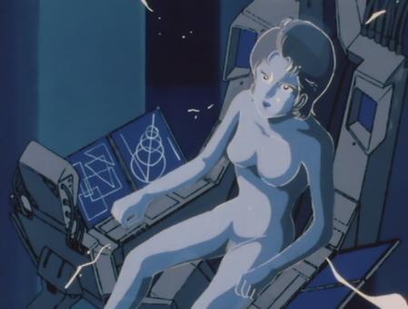 ZガンダムTV版 フォウの全裸3