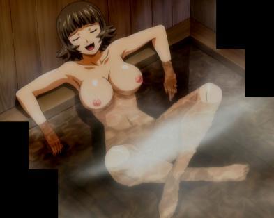 張飛 全裸入浴シーン