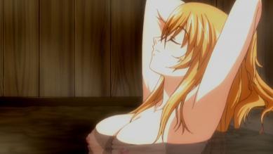 伯符 胸裸 入浴シーン