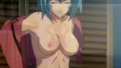 呂布 胸裸