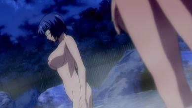 呂蒙 全裸 温泉入浴シーン