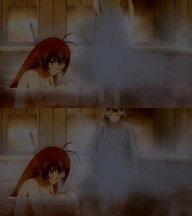 趙雲 全裸入浴シーン