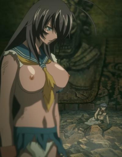 関羽 胸裸パンツ
