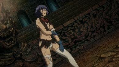 呂蒙 胸裸パンツ