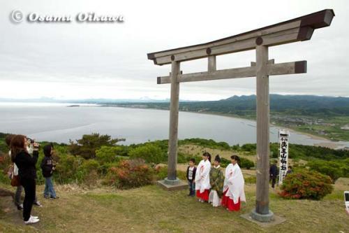 夷王山神社本祭