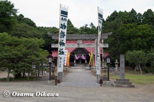 松前町 松前神社 2012