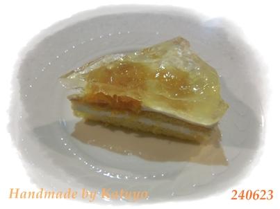 240624katuyoさんサマーケーキ1