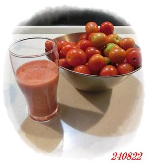 240822プチトマトジュース
