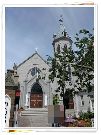 函館カトリック元町教会