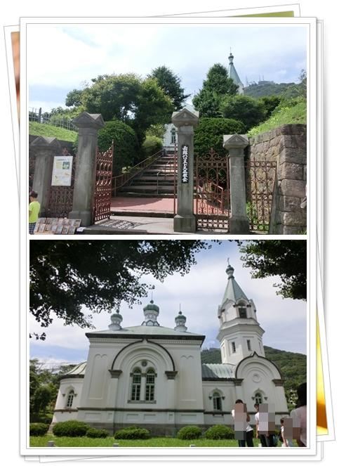 函館ハリストス正教会1&2