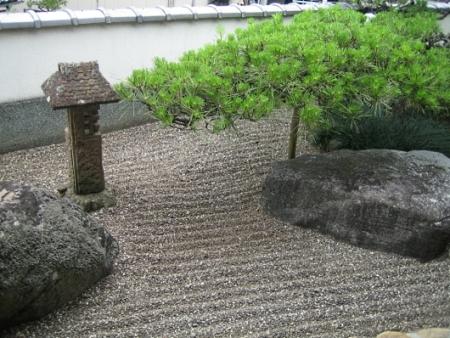 「ひのき」さんのお庭