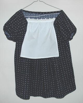 授乳時の前布