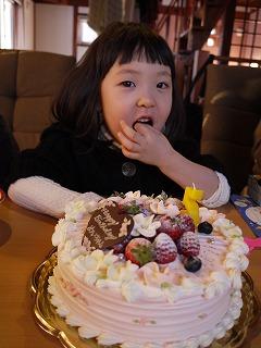 あこがれのケーキ