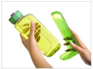 ペット水筒オリーボトル