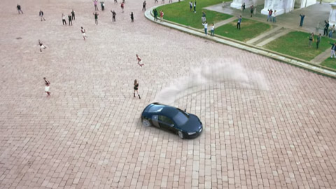 20141130_AC Milan vs Super Car by TOYO TIRES
