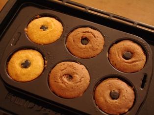 3種の焼きドーナツ10