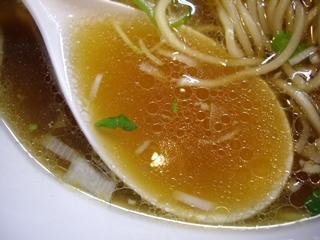 仁 らーめん[醤油](スープ)