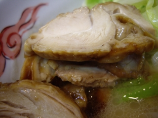 とり麺や五色 とり二郎(チャーシュー)