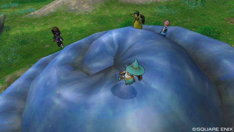 大きな貝殻
