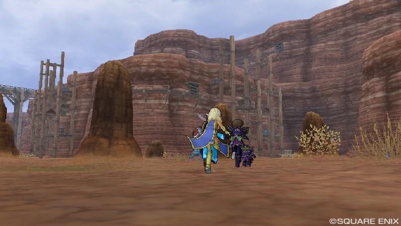 バドリー岩石地帯4