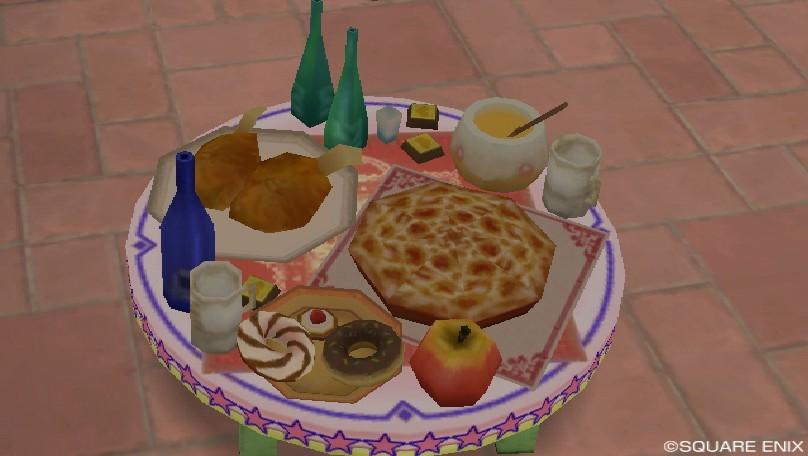 プクリポの食卓
