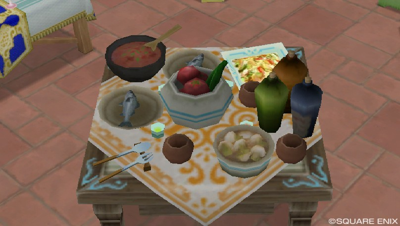 ウェディの食卓