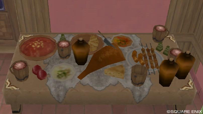 オーガの食卓