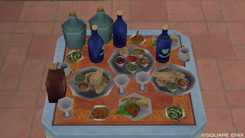 ドワーフの食卓