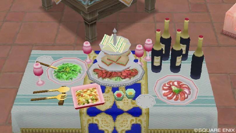 カミハルムイの食卓