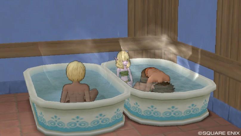 ご近所さんの風呂2
