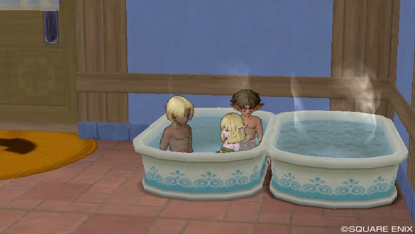 ご近所さんの風呂1