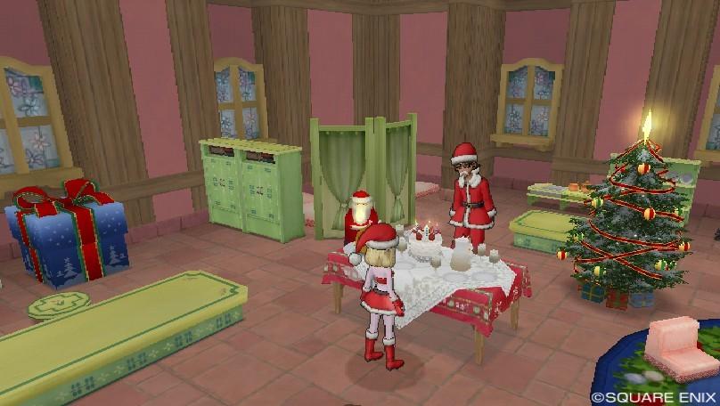 クリスマス家具