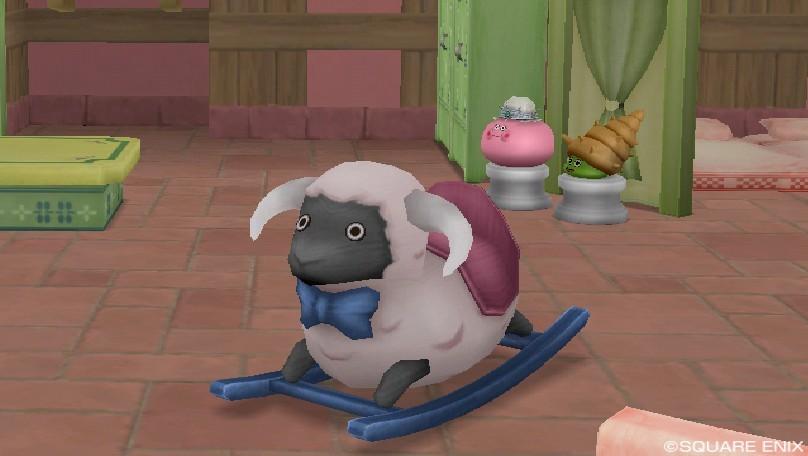 ゆらゆら羊さん