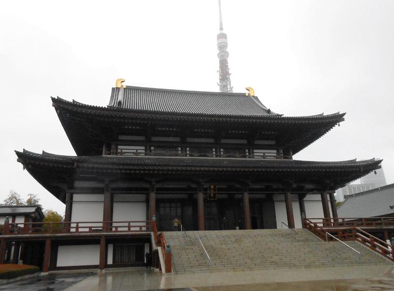 増上寺001