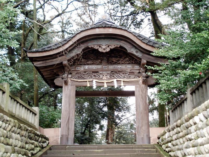 尾山神社16