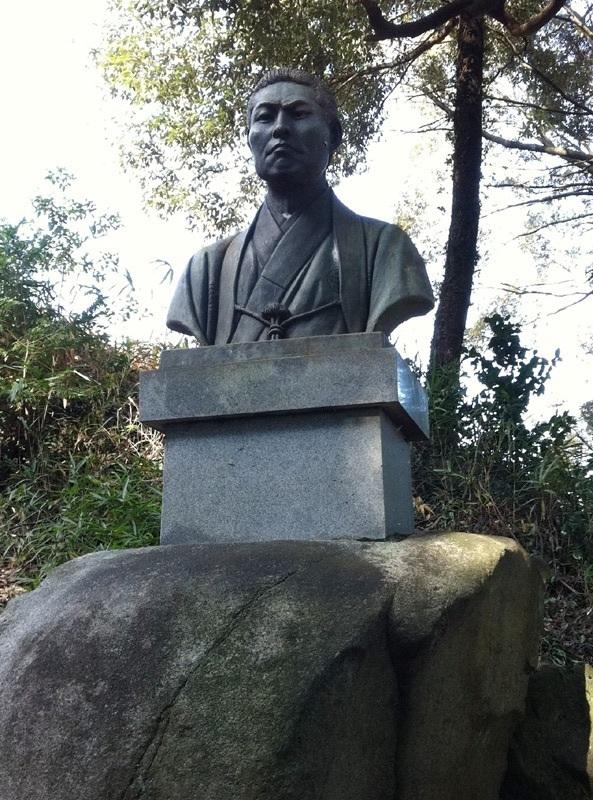 近藤勇銅像