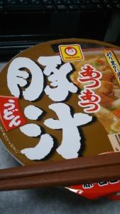 141221_豚汁カップ麺