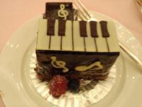 20121109 ピアチェーレ ケーキ