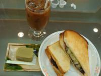 20121203 あんチーズトースト