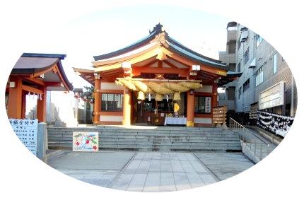 住吉神社参拝