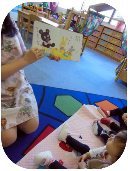 1歳児クラス絵本